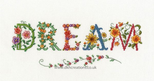 Dream Cross Stitch Kit
